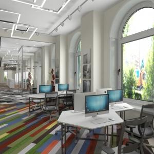реконструкция библиотеки
